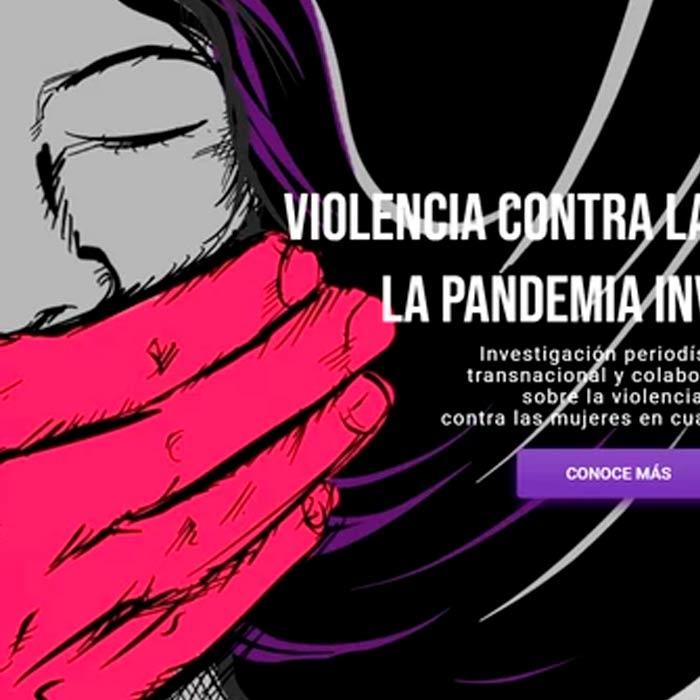 Se disparan los casos de violencia contra la mujer en tiempos de pandemia