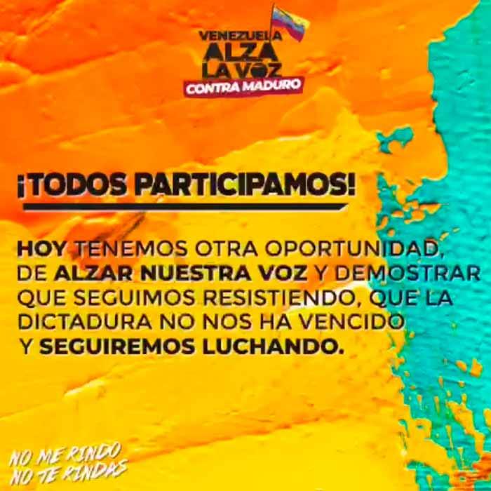 En México instan a la comunidad venezolana a participar masivamente en la Consulta Popular